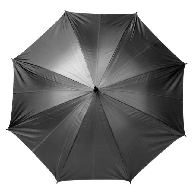 Umbrella, automatic, black/Silver 1