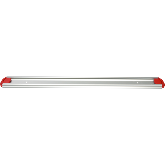 Qleaniq® Hanging rail, eindstop, red 1