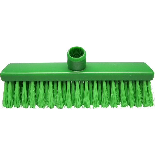 Qleaniq® Sweeper, Polyester, medium, green 1