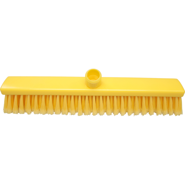 Qleaniq® Sweeper, Polyester, zacht, yellow 1