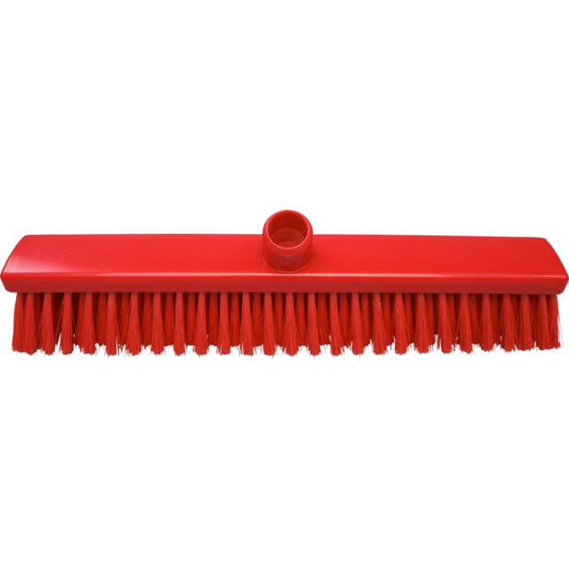 Qleaniq® Sweeper, Polyester, medium, red 1