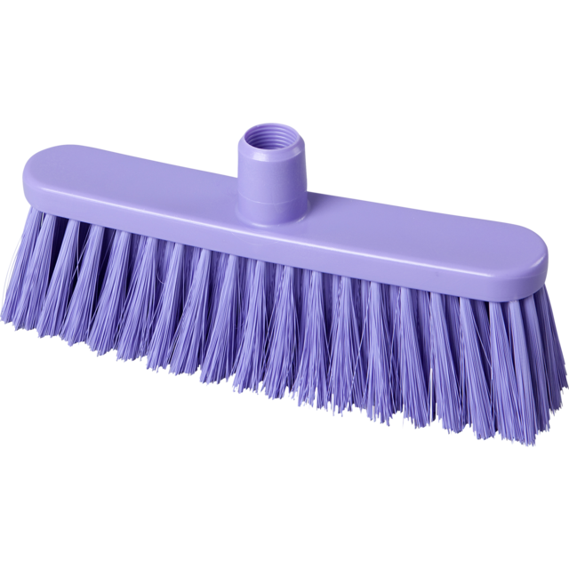 Qleaniq® Broom, zacht, purple 1