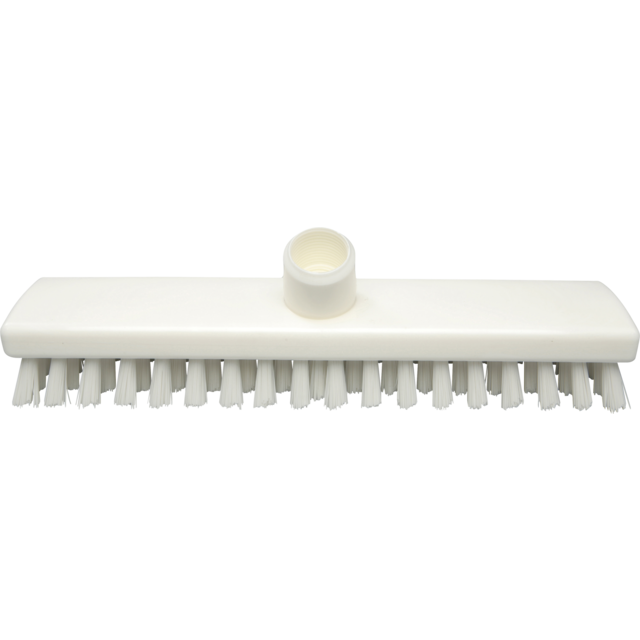 Qleaniq® Scrubbing brush, white 1