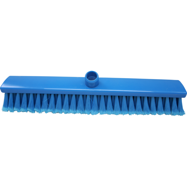 Qleaniq® Sweeper, Polyester, zacht, blue 1