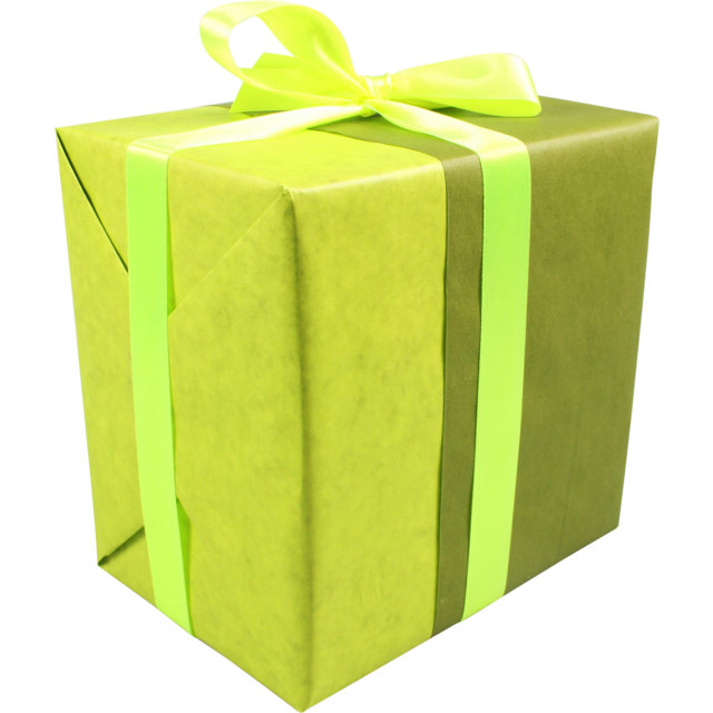 Gift-wrapping paper, 30cm, 260m, 661, green/Olive Green 1