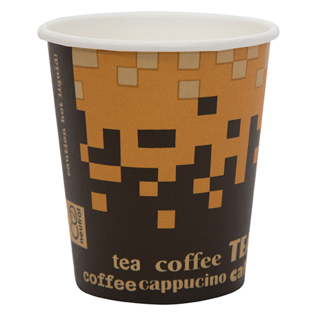 Retro®, Hot cup, Retro Gusto, Cardboard, 100ml, 4oz,  1