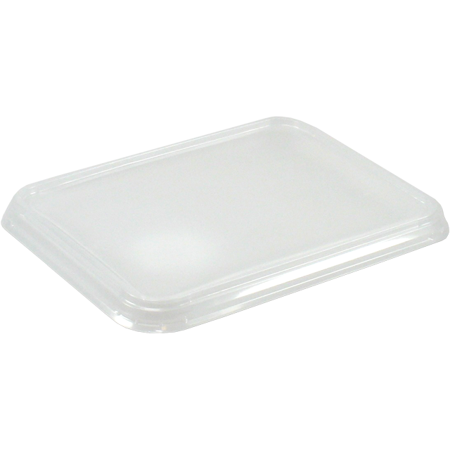 Lid, PP, rectangular, 228x178mm, transparent 1