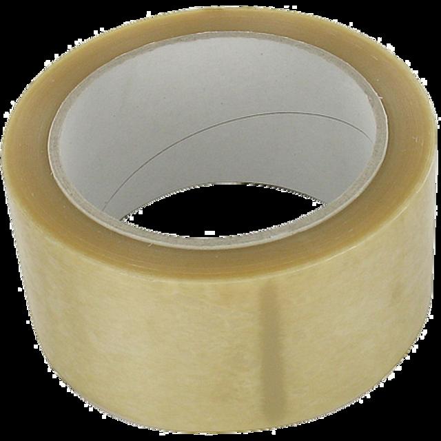 Packing tape pvc mm m transparent k