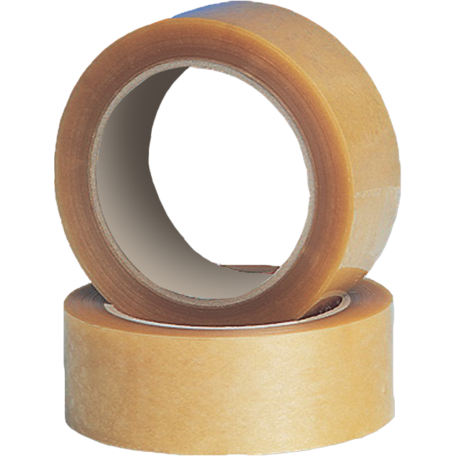 Packing tape, PP, 48mm, 66m, transparent 1
