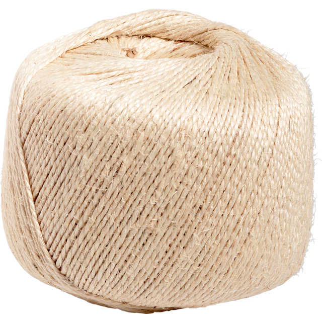SendProof Twine, Sisal, 675m, natural 1