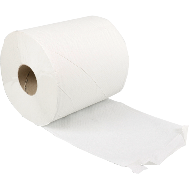 Cleaning paper, 20cm, 260m, White. 1