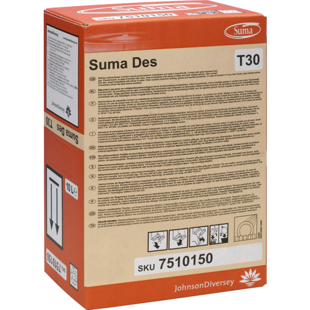Suma Cleaning product professional, Chemicals,  1