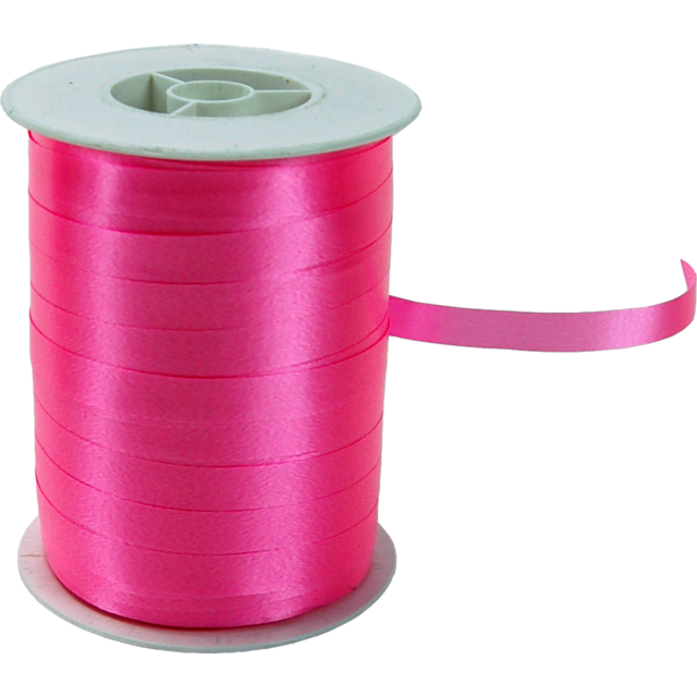 Ribbon, 5mm, 500m, pink 1