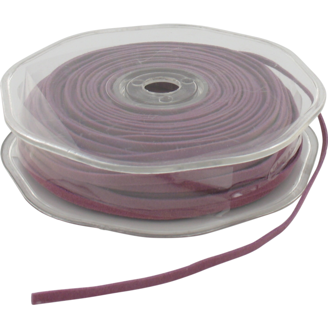 Ribbon, 3mm, 25m, lilac 1