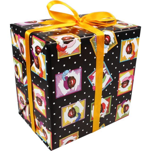 Gift-wrapping paper, 30,0cm, 250m, 1258,  1