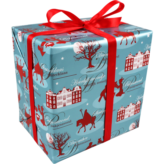 Gift-wrapping paper, 30cm, 200m, 1263,  1