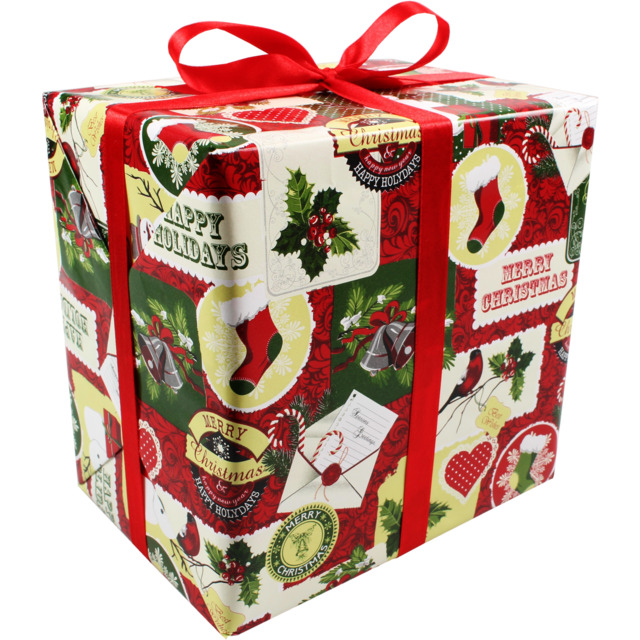 Gift-wrapping paper, 30cm, 200m, 2364,  1