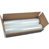 Cellophane roll, stretch film, LDPE, 50cm, 300m, 17my, transparent