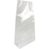 Block bottom bag, PP, 21/18x41cm, 40my, transparent