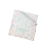I'M a Concept Snack bag, Greaseproof, 16x15cm, I'M a SNACK, white