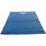 Bag, LDPE, dKT, 20x30cm, carrier bag, blue