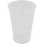 Drinking cup, PP, 200ml, transparent