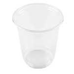 Depa, Plastic cup, PP, 440ml, 103mm,  transparent