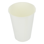 Vending machine cup, Cardboard, 180ml, 95mm,  white