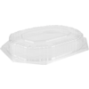 Lid, PET, octagon, 335x250mm, transparent