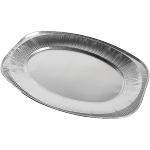 Depa Catering serving tray , Aluminum, oval, 350x