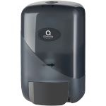 Qleaniq®, Soap dispenser, Plastic, design luxury, , black