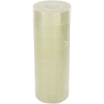 Packing tape. PP, 19mm, 33m, transparent