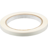 Packing tape, PVC, 9mm, 66m, white