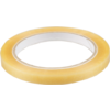 Packing tape. PVC, 9mm, 66m, transparent