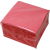 Napkin, Paper, 2-laags, 33x33cm, pink