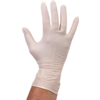 ComFort Glove, Latex, ongepoederd, M, white