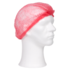 ComFort Hairnet, Non-woven, red