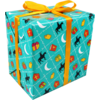 Gift-wrapping paper, 50,0cm, 250m, 1260,