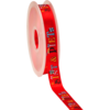 Ribbon, 15mm, 20m, red