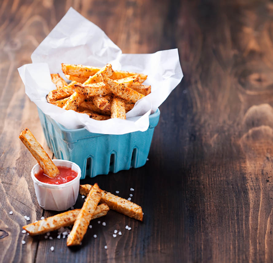 Luxe fastfood: snacken in stijl