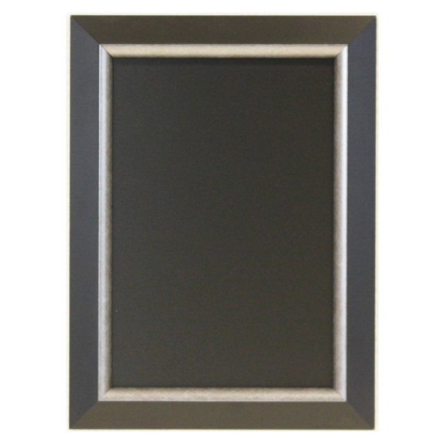 Chalkboard, wood, 46x66cm, Black. 1