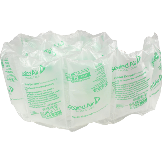 Sealed Air® Vulmateriaal, transparant 1
