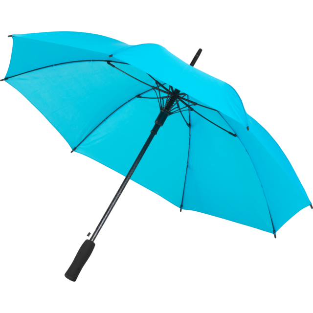 Umbrella, automatic, light Blue 1