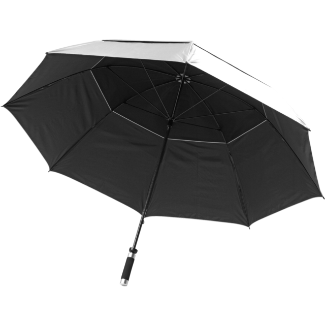 Umbrella, storm, black 1