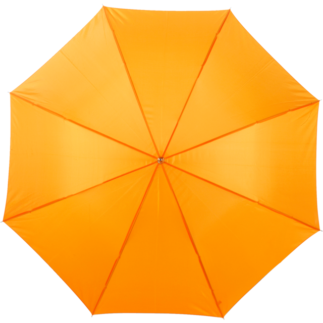 Parapluie, golf, orange 1
