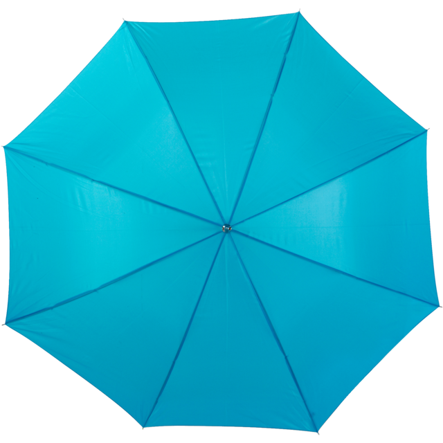 Umbrella, golf, blue 1