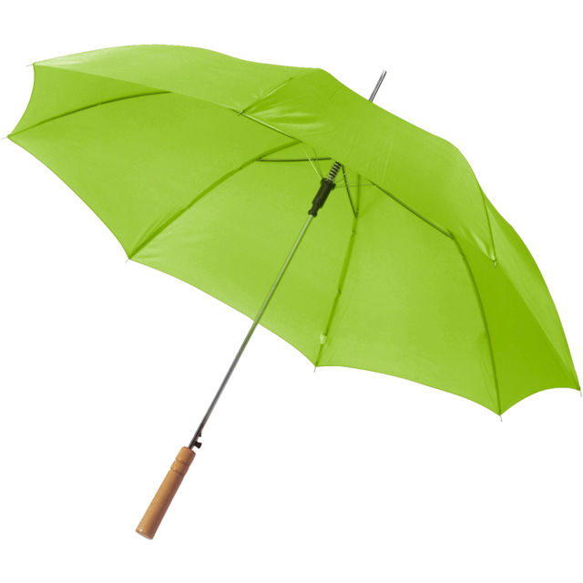 Umbrella, golf, lime 1