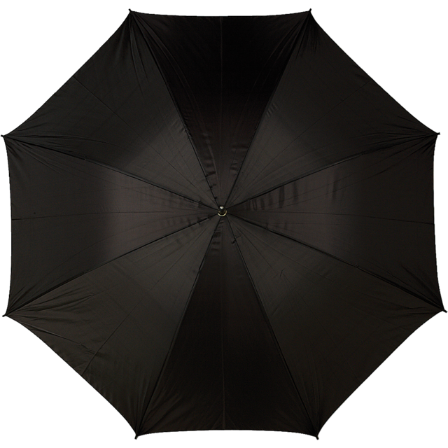 Umbrella, golf, black 1