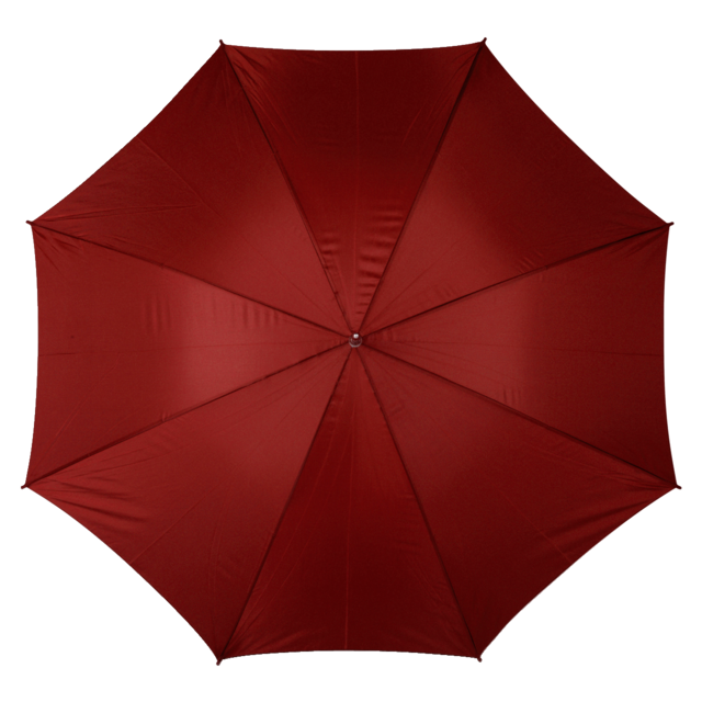 Umbrella, golf, burgundy 1