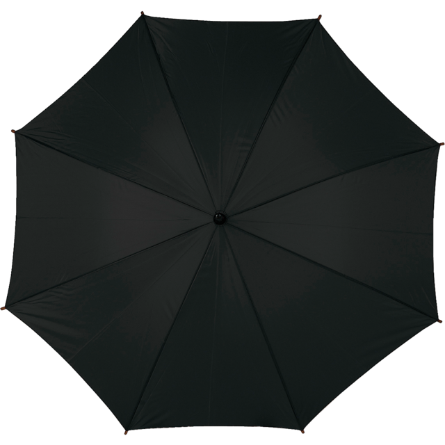 Umbrella, classical, black 1